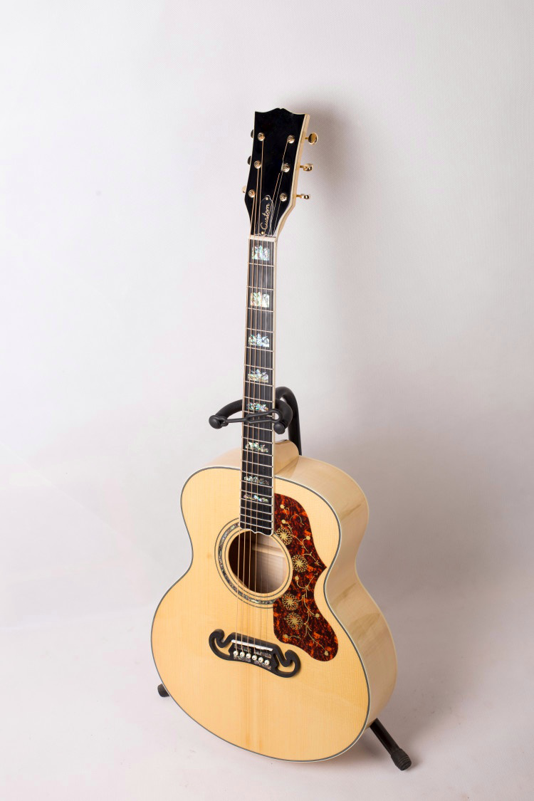 Types of acoustic guitar